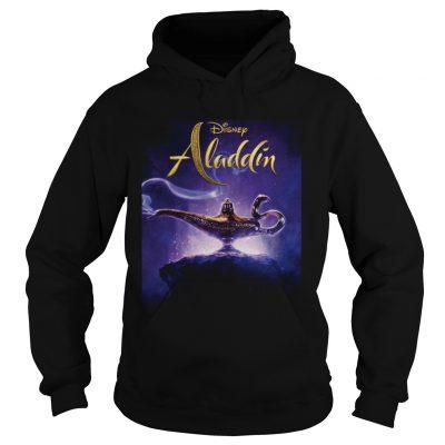 Disney Aladdin and the magic lamp hoodie