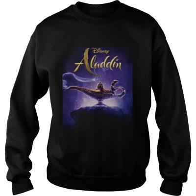 Disney Aladdin and the magic lamp sweatshirt
