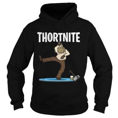 Fat Thor Thortnite Fortnite hoodie