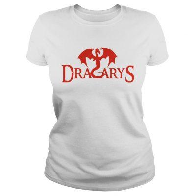 Game of Thrones Dracarys Dragon ladies tee