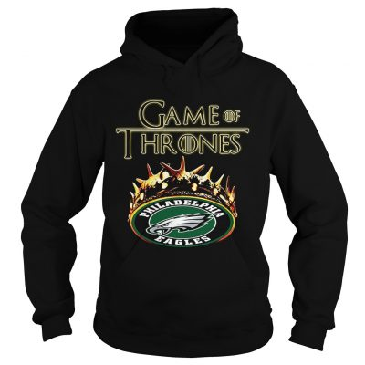 Game of Thrones Philadelphia Eagles mashup hoodie