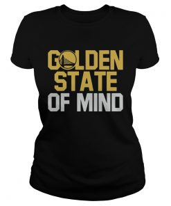 Golden State Warriors Of Mind ladies tee