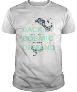 Guys Back by cosmic demand shirt