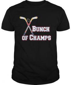 Guys Bunch Of Champs Hockey Tshirt