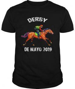 Guys Derby De Mayo Kentucky Horse Race shirt