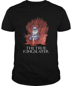 Guys Game Of Thrones George Rr Martin The True Kingslayer Shirt