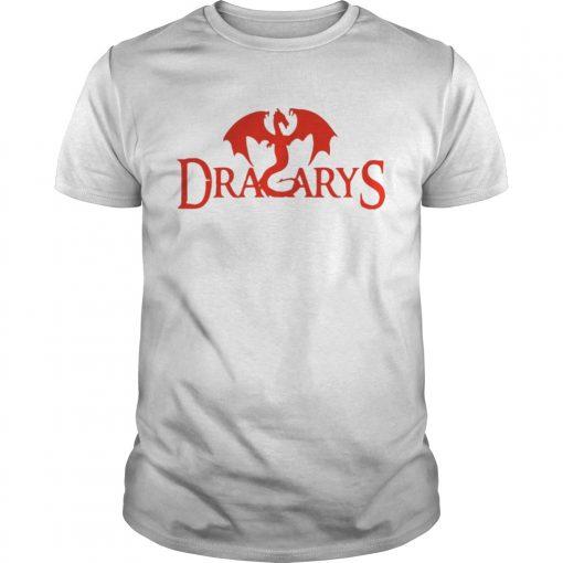 Guys Game of Thrones Dracarys Dragon Shirt