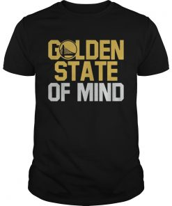 Guys Golden State Warriors Of Mind Shirt
