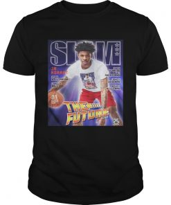 Guys Slam Cover Ja Morant the future issue shirt