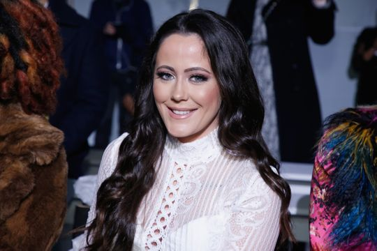 Jenelle Evans attends the Indonesian Diversity FW19 Collections during New York Fashion Week on February 7, 2019