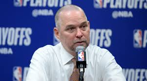 Nuggets Coach Michael Malone Emotional After School Shooting 'Something Must Change'