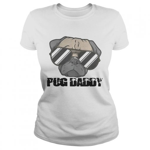 Pug Daddy ladies tee