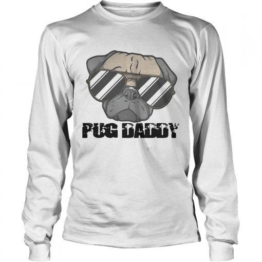 Pug Daddy longsleeve tee