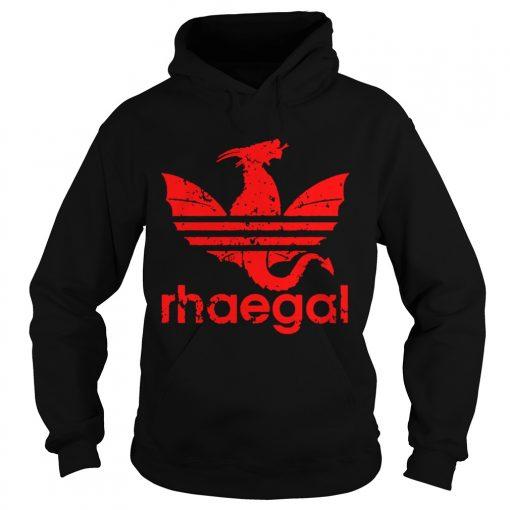 Rhaegal Adidas game of thrones hoodie