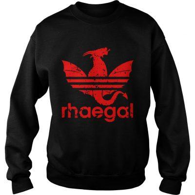 Rhaegal Adidas game of thrones sweatshirt