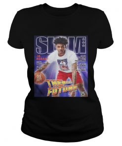 Slam Cover Ja Morant the future issue ladies tee
