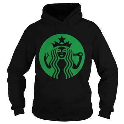Starbucks Hairdresser hoodie