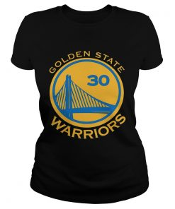 Stephen Curry 30 Shirt Golden State Warriors ladies tee