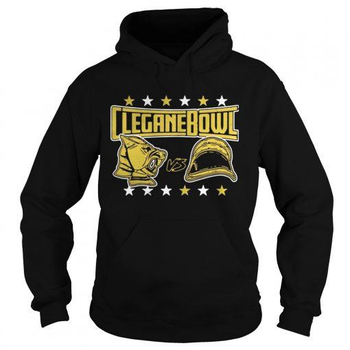 Talk the Thrones Cleganebowl hoodie