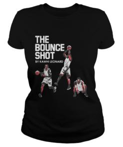 The Bounce Shot by Kawhi Leonard  Classic Ladies