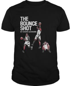The Bounce Shot by Kawhi Leonard  Unisex