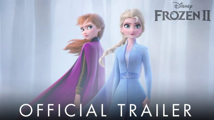 'Frozen 2' Trailer Elsa and Anna Get a Little Surreal