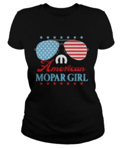 American mopar girl  Classic Ladies