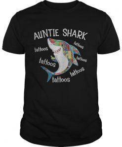 Auntie Shark tattoos tattoos tattoos tattoos tattoos tattoos  Unisex