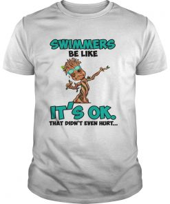 Baby Groot Swimmers Its Ok  Unisex