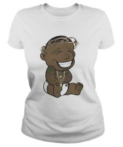 Baby Jesus Dababy Sweat  Classic Ladies