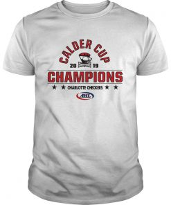 Calder cup 2019 Champions Charlotte Checkers AHL  Unisex