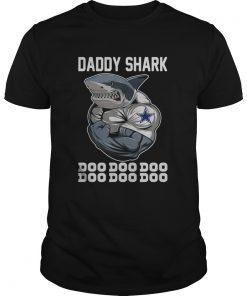Dallas Cowboys Daddy shark doo doo doo  Unisex