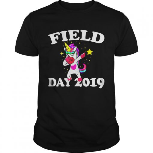 Field Day 2019 Dabbing Unicorn  Unisex