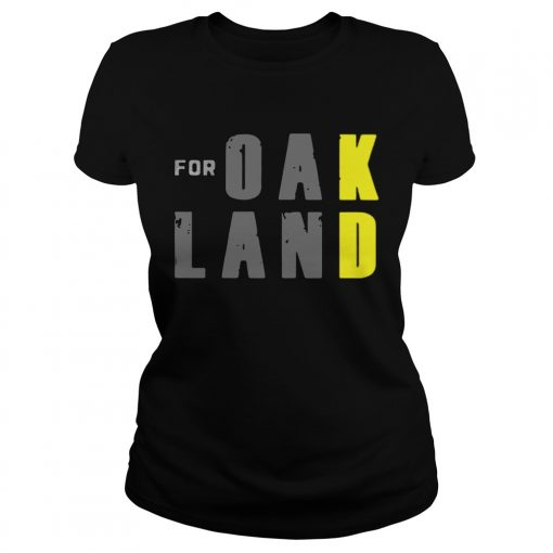 For KD Oakland  Classic Ladies