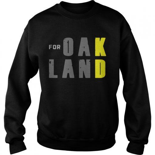 For KD Oakland  Sweatshirt