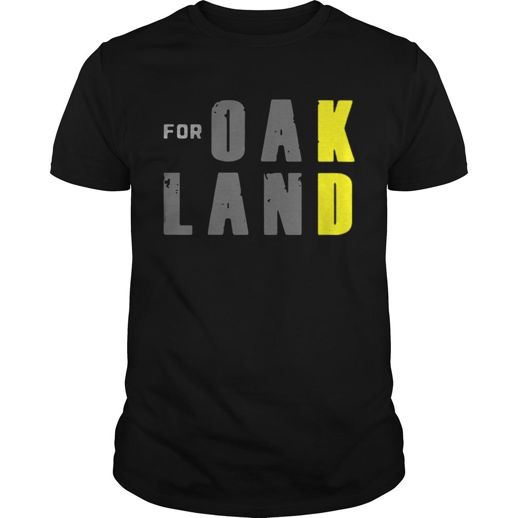 For KD Oakland Unisex