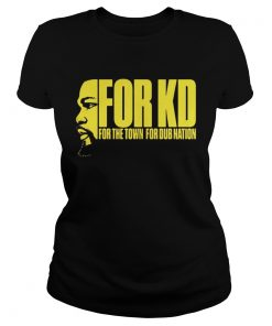 For KD for the town for dub nation  Classic Ladies