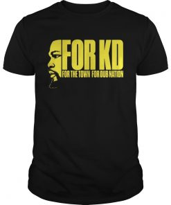 For KD for the town for dub nation  Unisex