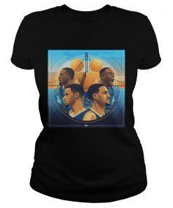 Golden State Basketball Warriors NBA Final Shirt Classic Ladies
