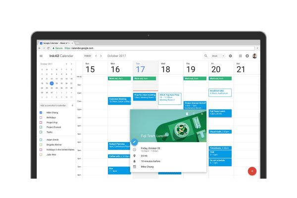 Google Calendar was down for hours after major outage