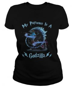 Harry Potter my Patronus is a Godzilla  Classic Ladies