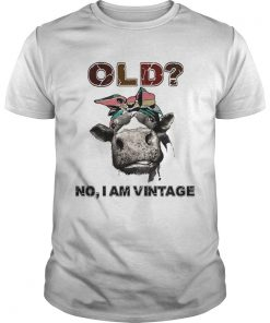 Heifer Old no I am Vintage  Unisex
