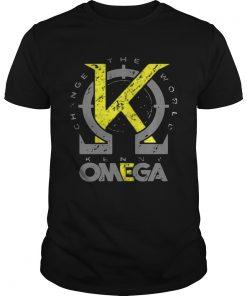Kenny Omega change the world  Unisex
