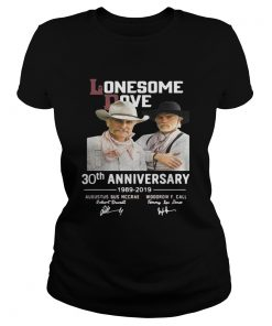 Lonesome Dove 30th anniversary signature  Classic Ladies