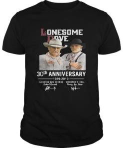 Lonesome Dove 30th anniversary signature  Unisex