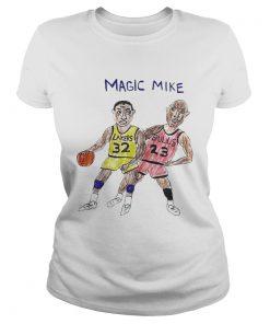 Magic Mike Lakers and Bulls  Classic Ladies