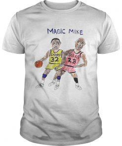 Magic Mike Lakers and Bulls  Unisex
