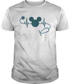 Nurse loves Mickey Mouse Disney  Unisex