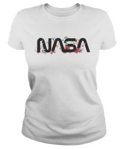 Official Licensed Nasa Collection Shirt Classic Ladies