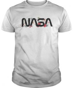 Official Licensed Nasa Collection Shirt Unisex